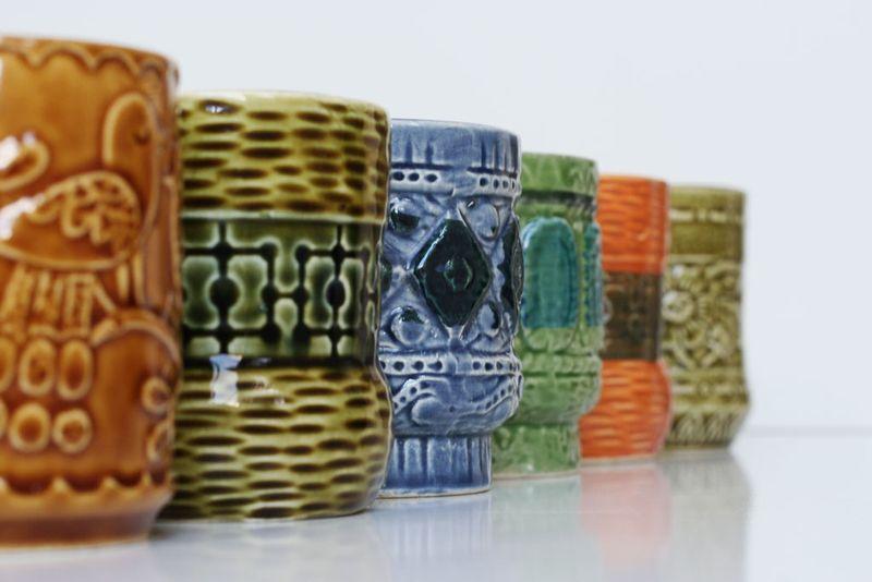 Vintage mugs 3