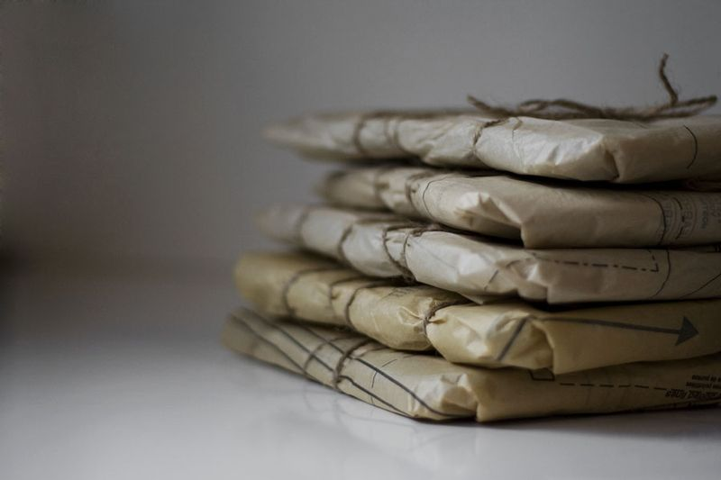 Brown paper packages _blog